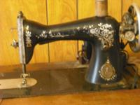 I have an antique Sears stitching device, in the