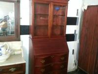This is a beautiful Antique Secretary Desk. In