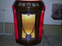 "This original Seeburg 147ML ""Trashcan"" Jukebox is in"