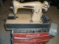 Good housekeeping brand sewing machine approx 50+ years