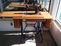Singer Treadle Sewing machine in beautiful condition