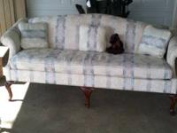 This sofa is very nice condition, moved it out Of the