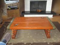Antique Sofa Table/Item Measures 48 Inches Long, 30