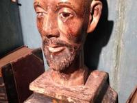 I am selling my Antique Spanish Revival Carved Wood