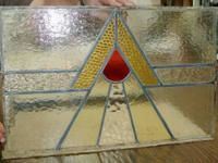 Antique Stained Glass Home window Panels - proprietor