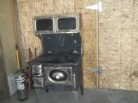 Stove available for sale. Markings on it state Great