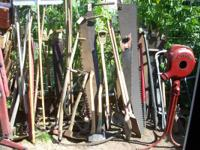For Sale: 100'S OF ANTIQUE LOGGING AND BLACKSMITH