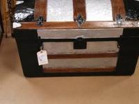 Antique Trunk $300   Come see this and many other items