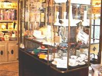 Great antique display case was $6000.00 marked down to