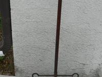 1900's ANTIQUE BISSELL'S RUG, CARPET SWEEPER. Wood FULL