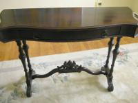 Very Unusual - Antique Victorian Side Table - 42'' x