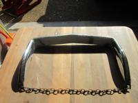 Antique grill bull guard-was informed it came off an