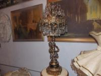 This is a beautiful large Vintage-Antique Brass/Bronze