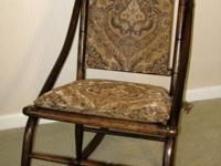 Antique Walnut Rocking Chair & vintage rocking chair for sale in Michigan Classifieds u0026 Buy and ...