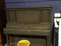 Antique Walworth Upright Piano Early 1900 Would be a