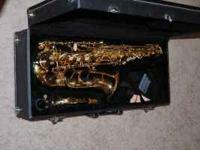 Antique Winds saxophone, nothing wrong with it, i just