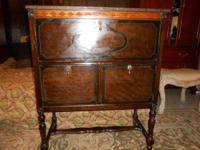 Gorgeous Antique Writing Desk the very early 1900.