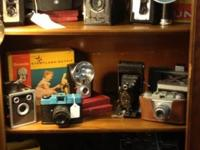 Antique and Vintage Cam's. Antique and Vintage Camera's