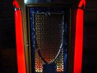 Symphonola Antique Seeburg jukebox in PERFECT working