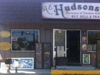 A.E. Hudson's Boise's biggest little antiques store is