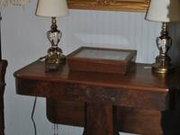 We have some really wonderful antiques for sale!  The