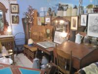 TWM'S Antiques & & Collectibles Mall is jam-packed