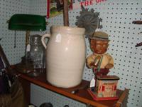Booths #213 & #217  Antiques And Newer Items  Antique