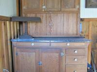 ALL ITEM'S AVAILABLE TO MY VIEWERS I HAVE A ANTIQUE OAK
