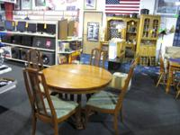Antiques & Pre-Owned Furniture Tables, Chairs, Couch,