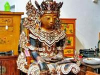 Our new shipment of the antiques Buddha statues and