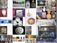 House & & Yard Antiques Vintage Collectibles Tableware