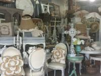 ANTIQUE & VINTAGE SALE @ WAREHOUSE LOCATION  T H U R S