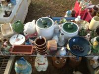 This Friday and Saturday. Huge collection of Antiques,