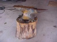 VINTAGE ANVIL / Has the name AJAX on the side / 30 in