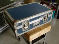 Blue anvil brand name utility roadway case. Was for a