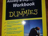Anxiety and Depression Workbook For Dummiesby Aaron T.