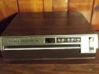 I have a Zenith Video Disc player and 66 movies !!! for