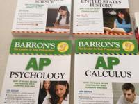 Barron's AP Environmental Science. Barrons' AP United