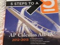McGraw Hill -- 5 steps to a 5  2012-2013 version