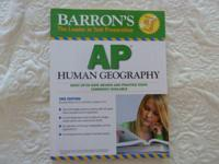 Barron's AP Human Geography study guide...3rd Edition