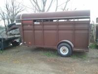 For sale Apache trailer 13' 1995 one axle comes with