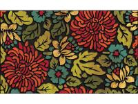 The Apache Mills Contemporary Bloom 18 in. x 30 in.