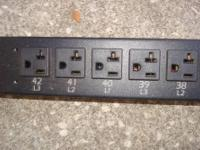 APC Metered Rack Power Distribution Unit I have 3 of