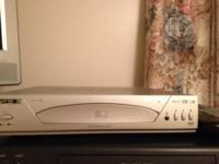 DVD Player by Apex, great condition, works. Great for
