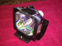 PL9955 APO Projector Lamp with housing New, not in