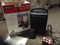 For sale brand new still in a box Apollo portable