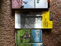For sale: Book and Maps about hiking in Virginia and