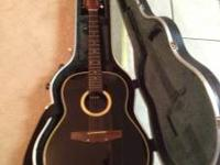 I am selling this guitar due to a need to unload some