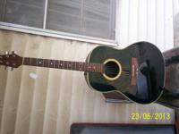 Applause big round back guitar for sale, asking $125 or