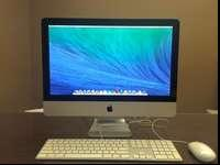 I am selling my Apple iMac. It is in excellent